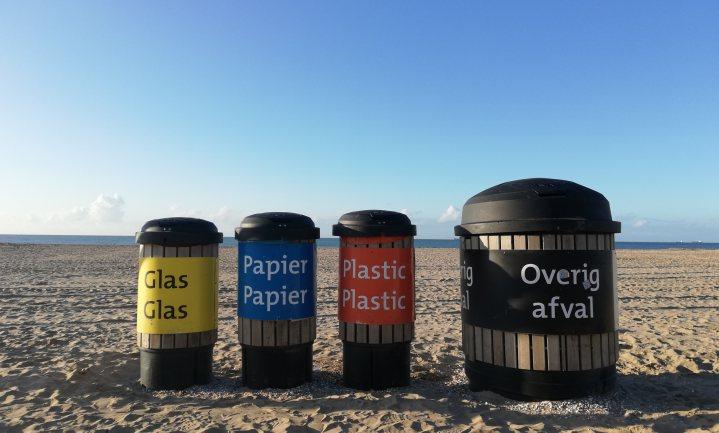Italiaanse app vertelt je hoe je huishoudelijk afval moet scheiden