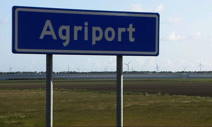 Microsoft volgt infrastructuur tuinbouw Wieringermeer