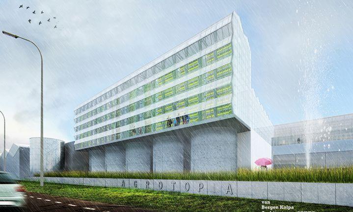 België troeft NL af met leerstoel stadstuinbouw
