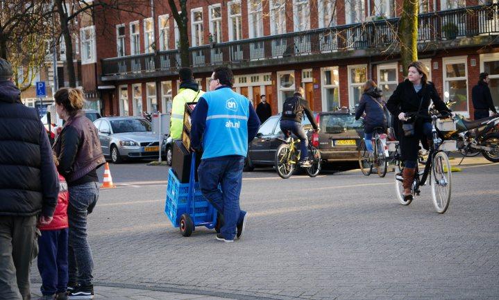 Thuisbezorgen succesfactor voor 'e-grocery' NL
