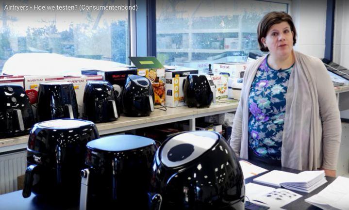 Philips beste Airfryer volgens Consumentenbond