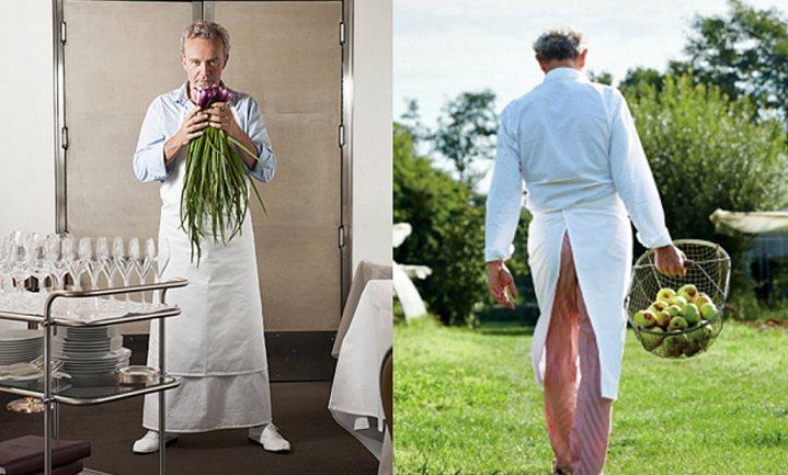 Johannes van Damprijs naar groentekok die de wereld verandert