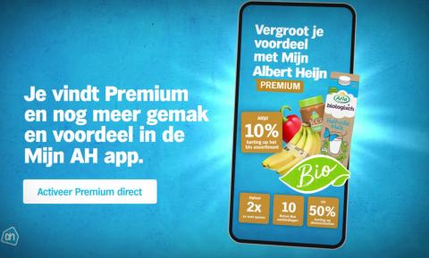 Albert Heijn bindt klanten met 'omnichannel' klantenabonnement