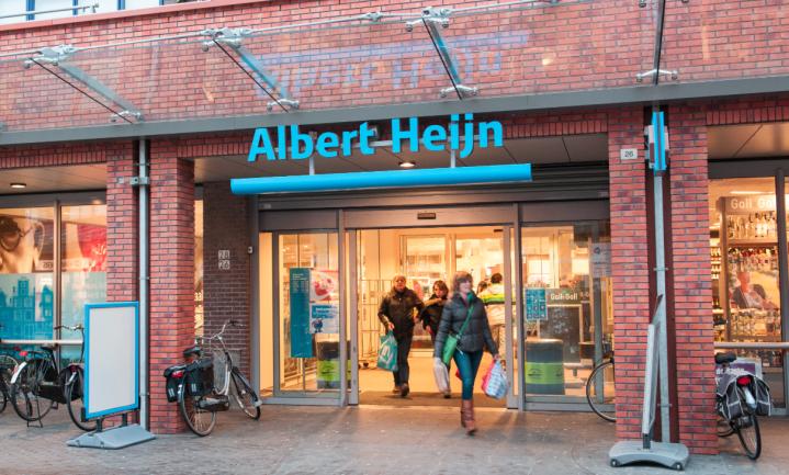 Albert Heijn verdedigt marktaandeel met hand en tand