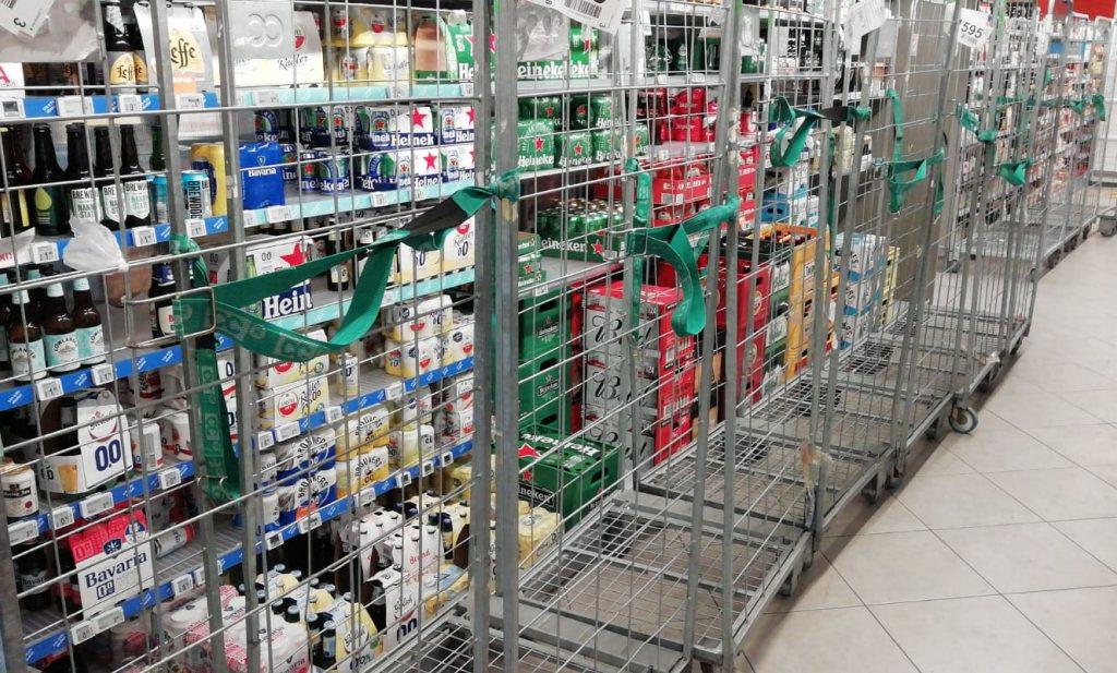 'Schort winkeltijdenwet op en veeg alcoholban van tafel', China intensiveert controle op import