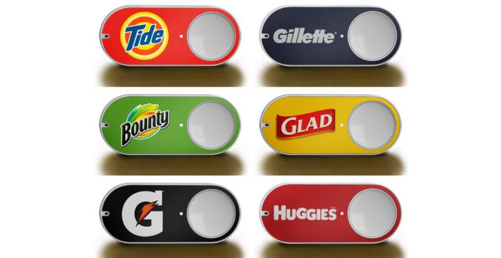 Amazon stopt met achterhaalde Dash-buttons
