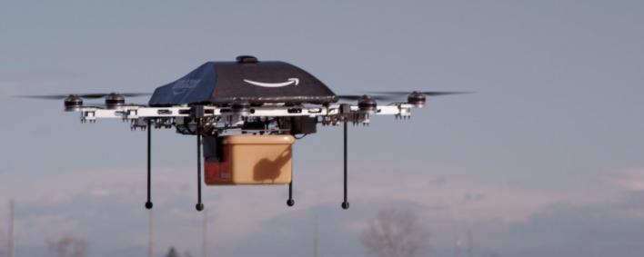 Studenten TU/e openen pop-up drone café