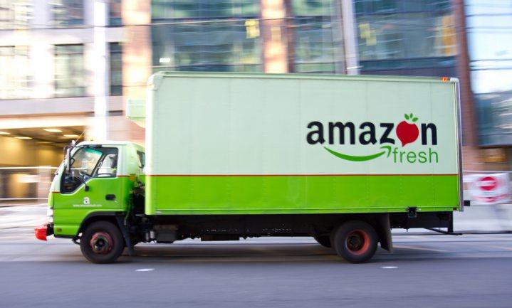 Amazon wil burgers ongekoeld modern soldateneten bezorgen