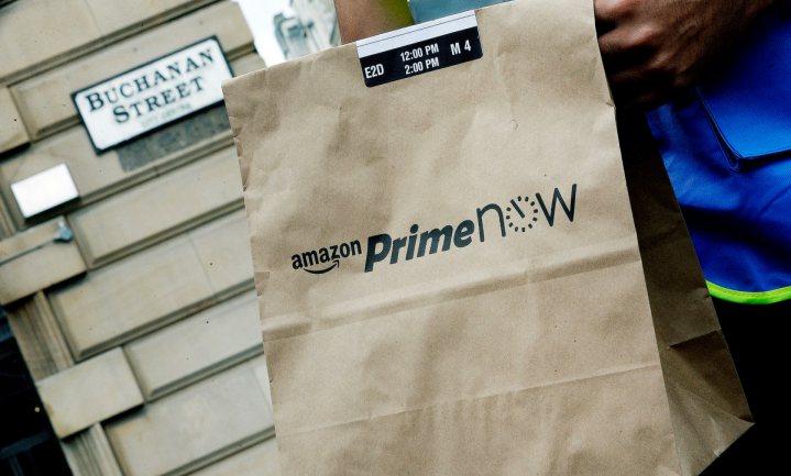 Alleen de buurtwinkel is sneller dan Prime Now van Amazon