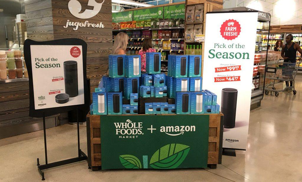 Amazon Prime maakt Whole Foods 'goedkoper dan de gewone supers'