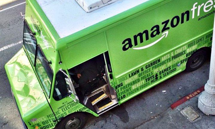 Amazon introduceert huismerk vers én maaltijdboxen