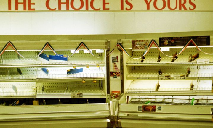 Supermarktketen grootste verliezer bij conflict met producent