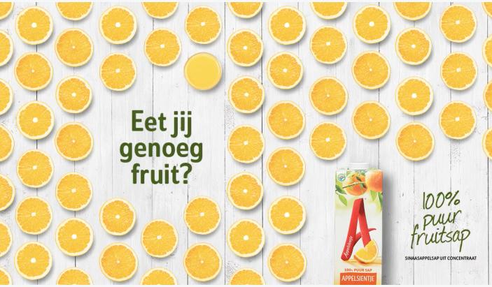 Appelsientje doet slim onnozel