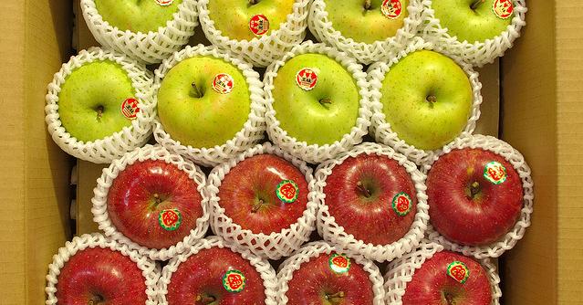 """""""De ene appel is veel gezonder dan de andere"""""""