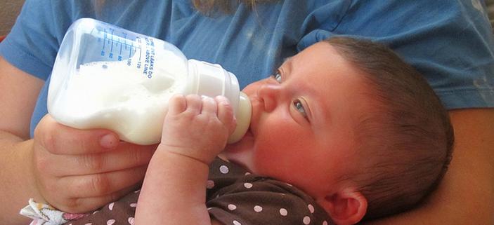 Zijn babydarmpjes merkvast?