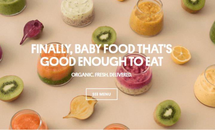 Boos over maaltijdbezorgdienst voor baby's
