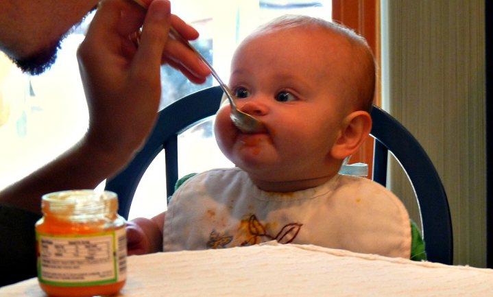 Kant-en-klare babyvoeding zorgt voor lastige eters