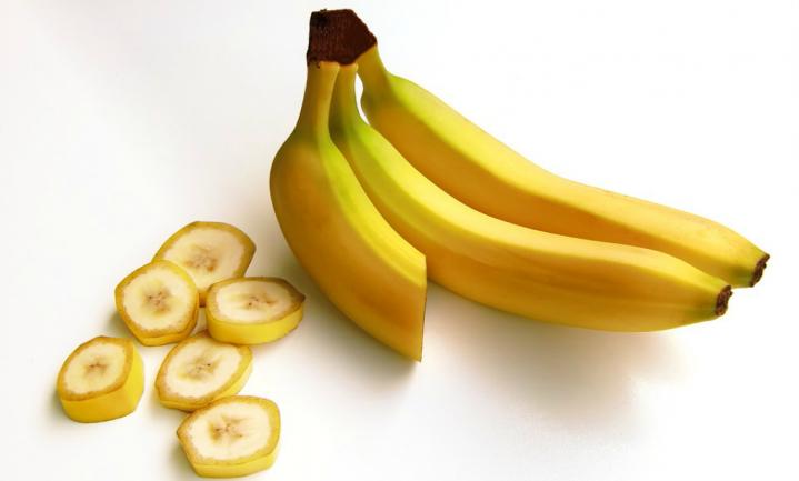 Bananenschillen zijn lekker en gezond