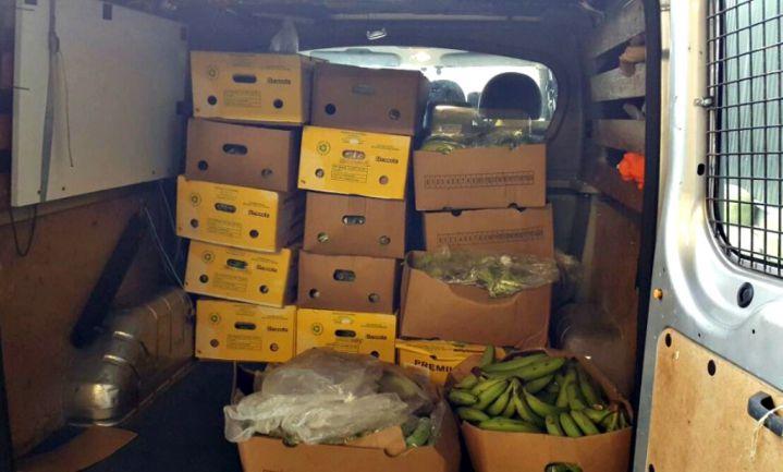 Voedselbanken krijgen 'cokebananen'