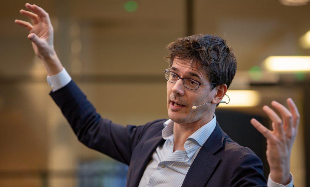 Bas Eickhout: 'Werk maken van landbouw met minder chemie'