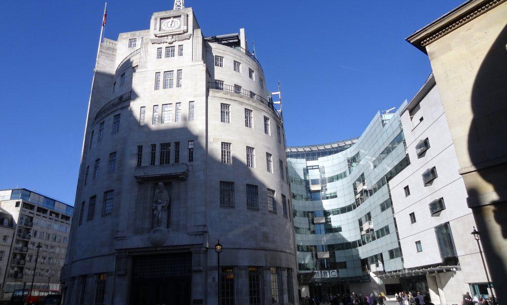BBC sluit receptensite