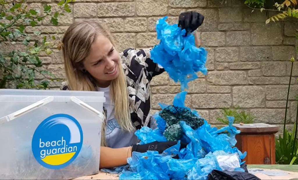 Wegwerpmondkapjes vervuilen zeeleven