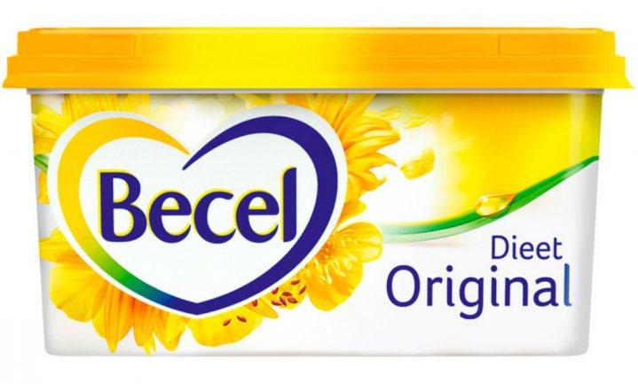 Becel verdwijnt uit Nederland