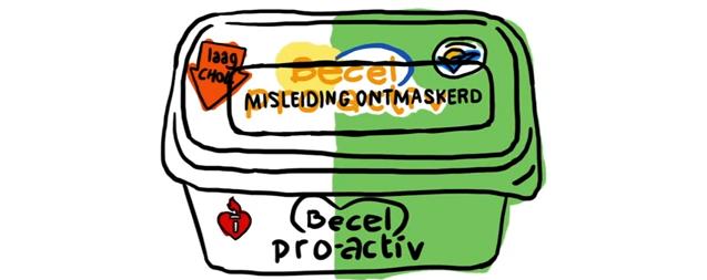 Foodwatch wil verkoopverbod op Becel Pro-Activ