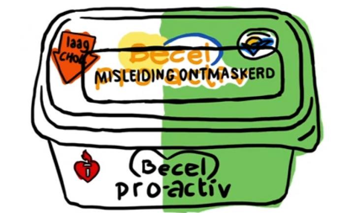 foodwatch verliest rechtszaak over Becel pro-activ