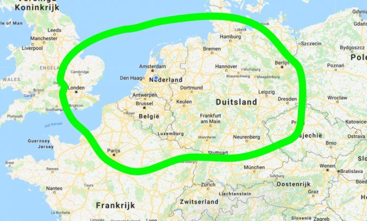 PvdD stelt Nederland als boerderij tussen Berlijn, Parijs en Londen voor