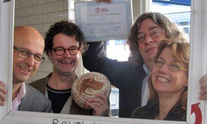 Hall's Desem Volkoren Beste Brood van Nederland