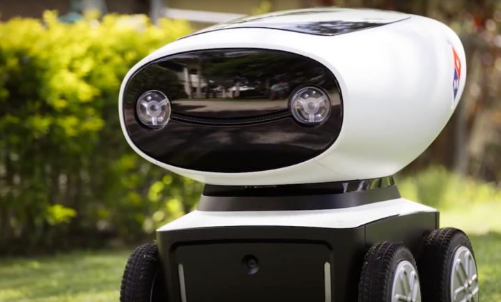 Boodschappenlijstje voor de robot, winkelen hoeft niet meer