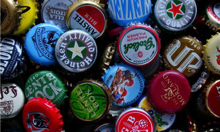Klein bier minder getroffen