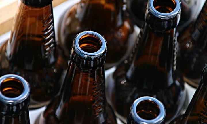 Tekort aan bierflesjes