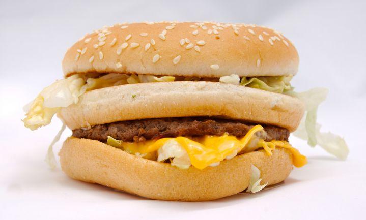 Wegens broodgebrek geen Big Mac in Venezuela