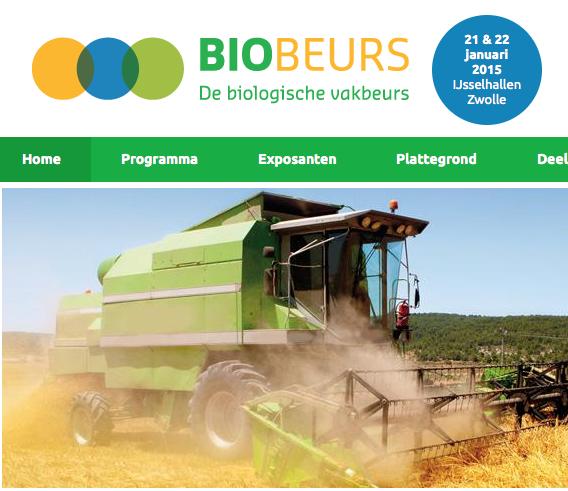 Biologisch: 'veel kabaal voor 2,4% marktaandeel'