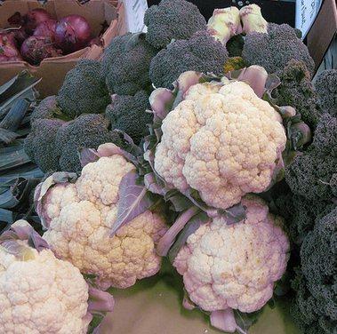 Extreem klimaat laat prijs bloemkool en broccoli jojoën