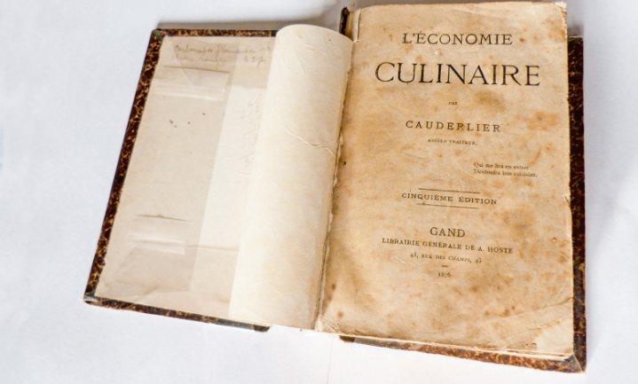 Culinair ontdekt: Philippe Cauderlier
