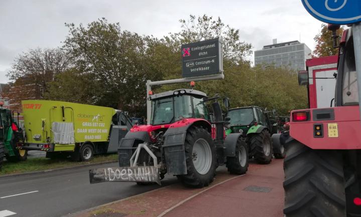 FDF moet €100.000 per distributiecentrum betalen als achterban bevoorrading supermarkten platlegt
