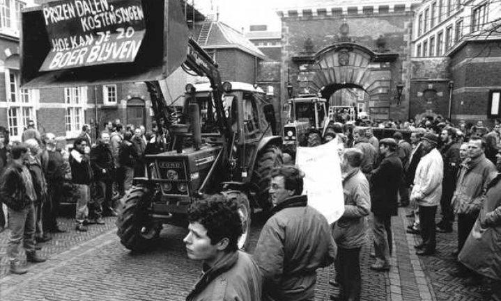 'Zeker 1.000 boeren naar Den Haag'