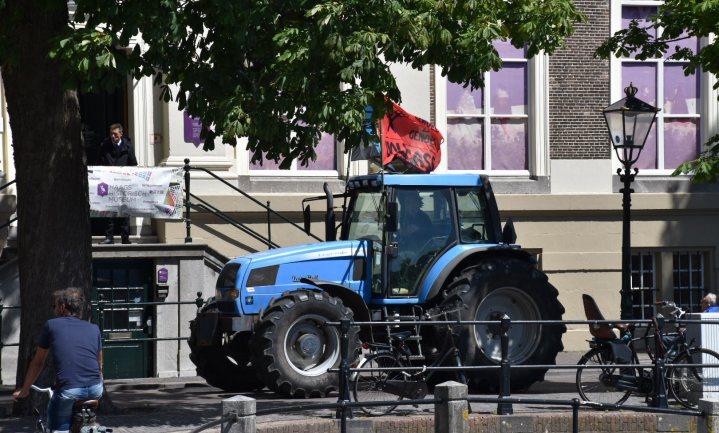 Prof. Sloot: Protesterende boeren zijn bij de supermarkten aan het verkeerde adres