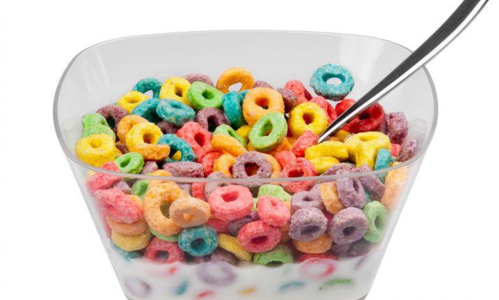 Nog altijd veel suiker in Engelse ontbijtgranen