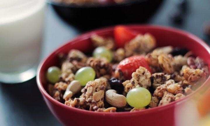 Suikermeter voor gezondere keuze ontbijtgranen