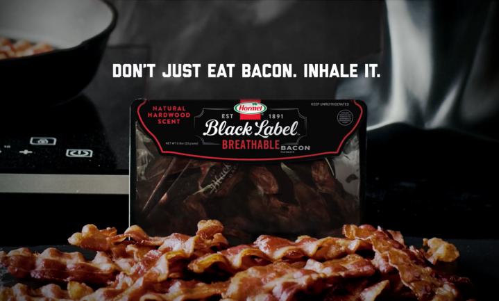 Bacon snuiven