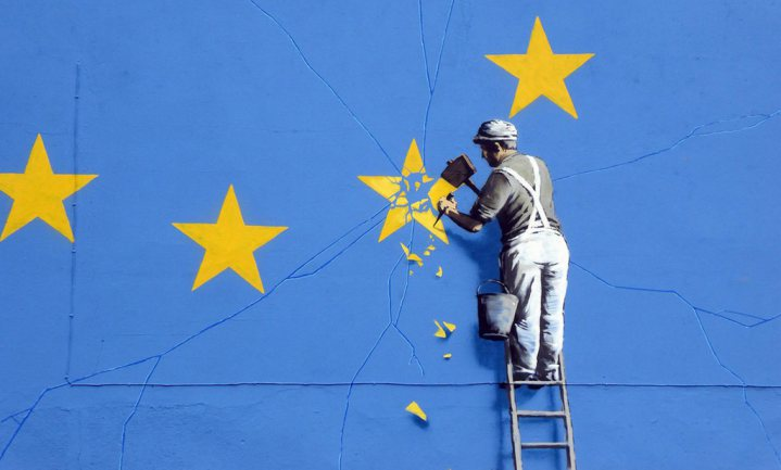 Financial Times vindt May's brexit de beste slechte oplossing