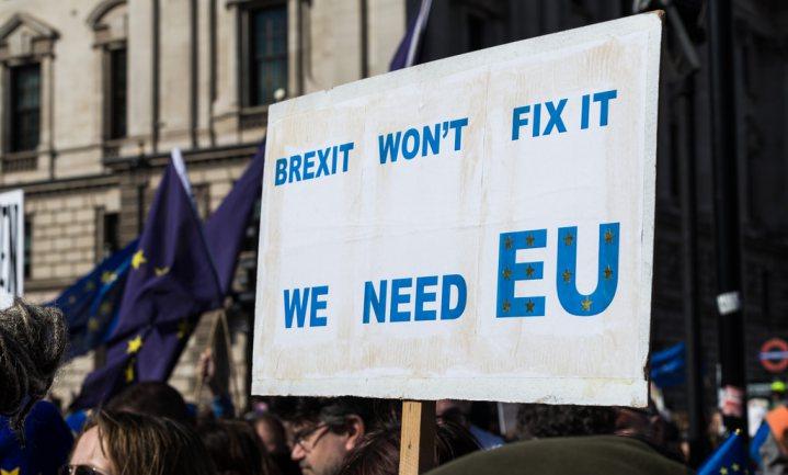 Britse boeren kijken met angst en beven naar no-deal brexit