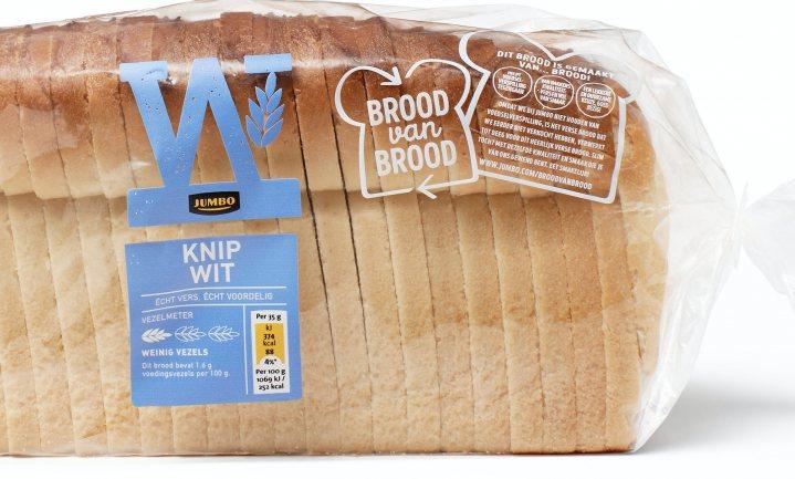 Brood weer naar mens