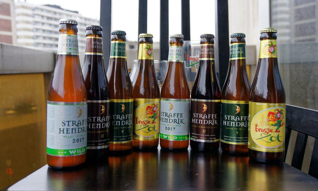 Belgische bierexport naar de wereldmarkt daalde met 18%