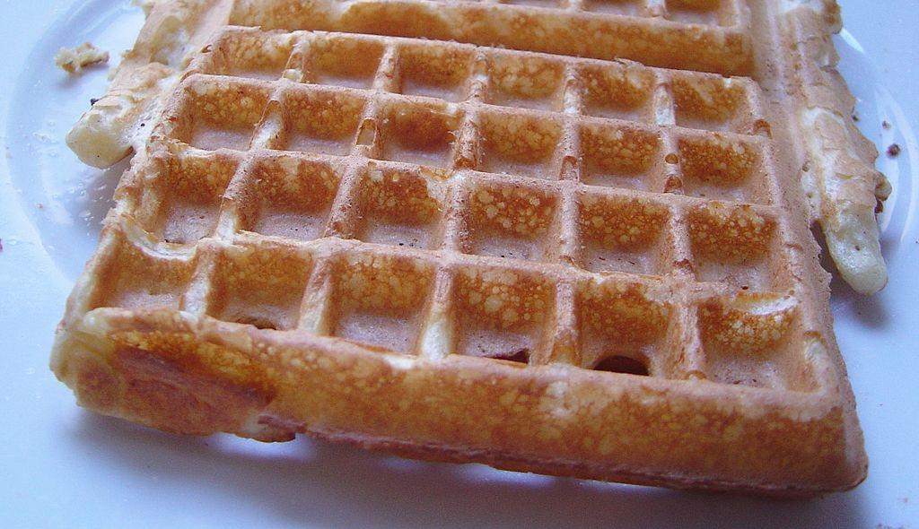 Culinair ontdekt: Brusselse wafels