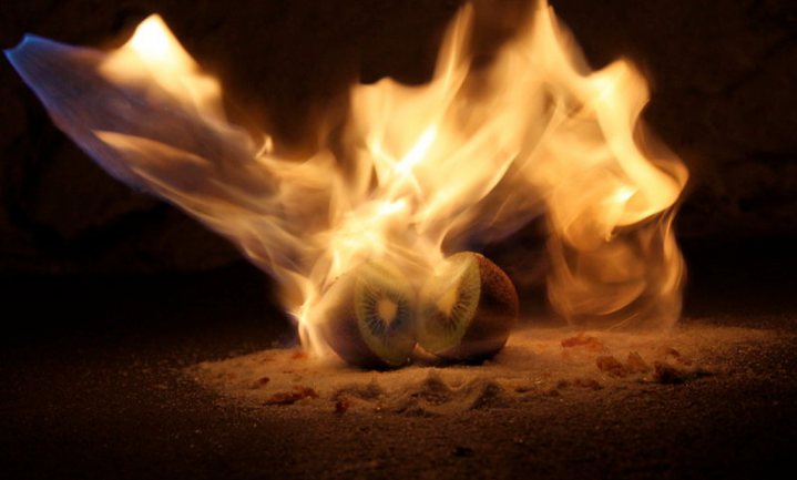 Culinair ontdekt: Flamberen